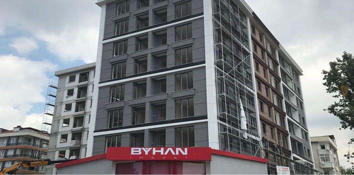 Esatpasa, Istanbul – 78 unit development